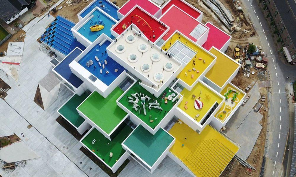 Πόσους συνδυασμούς μπορείτε να κάνετε με 6 τουβλάκια της LEGO;