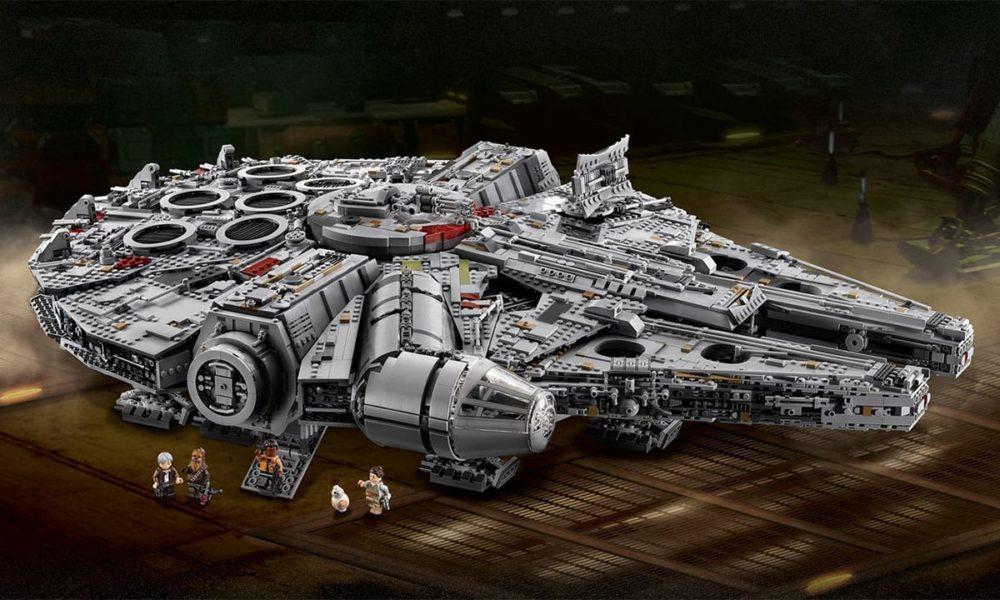 Το νέο Ultimate Collectors Series Millennium Falcon!