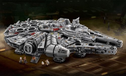 Το νέο Ultimate Collectors Series Millennium Falcon!