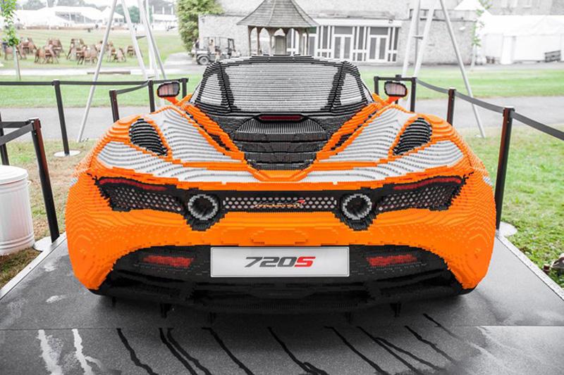 LEGO - McLaren 720S