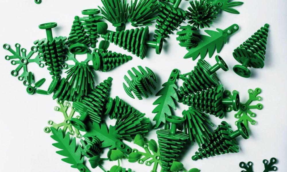 Έρχονται τα πρώτα LEGO από οικολογικές πρώτες ύλες